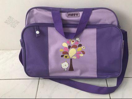 Fiffy diaper / mama bag