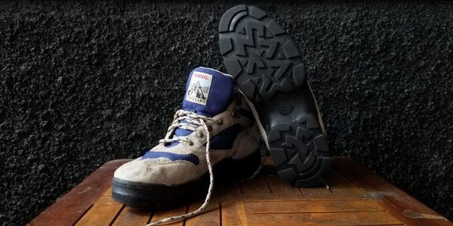 Kudos tracking shoes