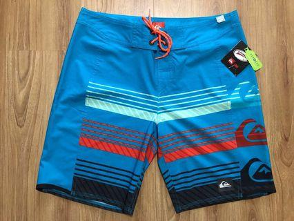 Quiksilver Blue Shorts (With Tags)