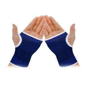 Palm Wrist Elastic Support Gym Gloves