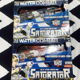 Saturator Gun Toy
