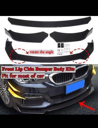 Front Bumper Lips - Gloss black ( Brand New )