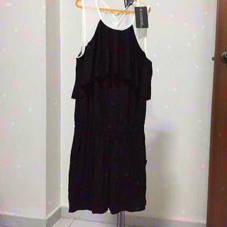 BNWT Osmose Black Jumpsuit - Free Size