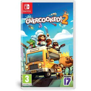 🚚 Overcooked 2 - Nintendo Switch game