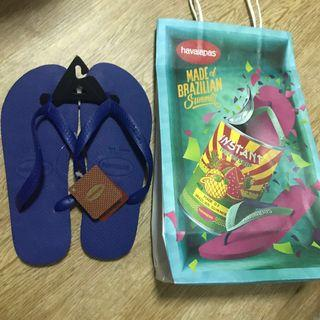 Havaianas Slippers Size 41-42