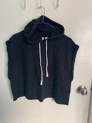 Singlet hoodie