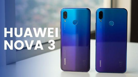 Huawei Nova 3i with monthly installment 📱