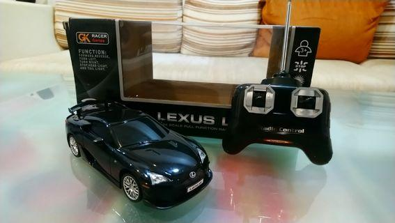 原場 Lexus LFA 電動車