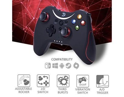 Bluetooth gamepad new, Toys & Games, Video Gaming, Gaming