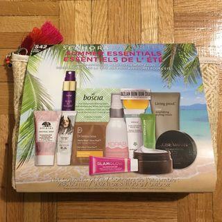 Sephora NEW summer skincare kit