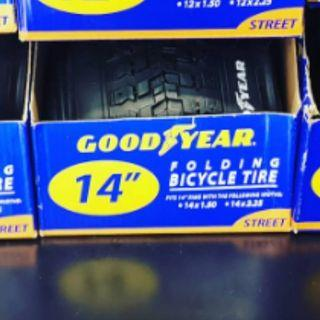 Goodyear 14inch tyre