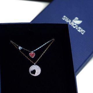 🚚 BNIB Swarovski Necklace (authentic)