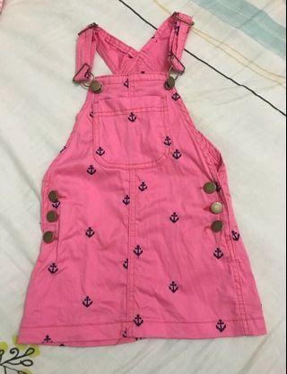 Jbaby Overall Dress