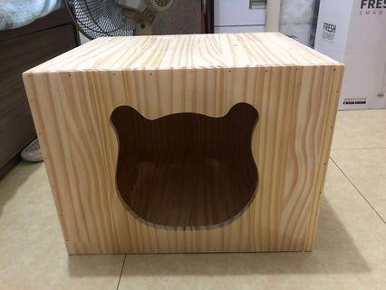 貓用木屋 全新