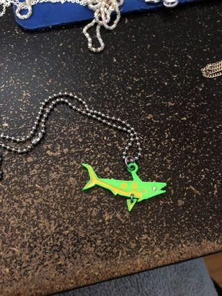 Kid's Shark Necklace