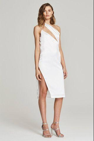 Rent: Here There and Everywhere Dress White