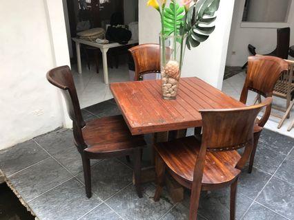 Coffe: tea table set