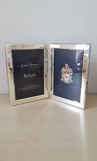 銀色可摺合座枱相架 Foldable Silver Photo Frame