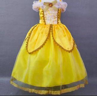 🚚 Beauty and the Beast Belle Costume!!