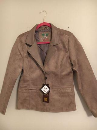 A GMilano authentic leather jacket