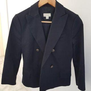 Witchery Navy Blazer