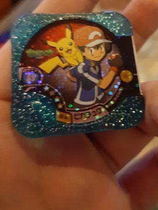 pokemon Master Class no 1 , Ash Pikachu