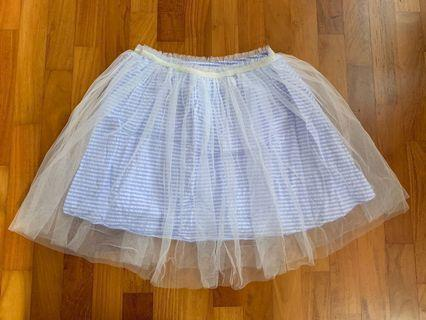 5a24363458 tulle skirt blue | Babies & Kids | Carousell Singapore