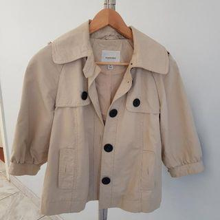 Country Road Short Trench Blazer