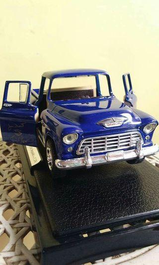 1955 Chevy 3100 Stepside 1:24 scale