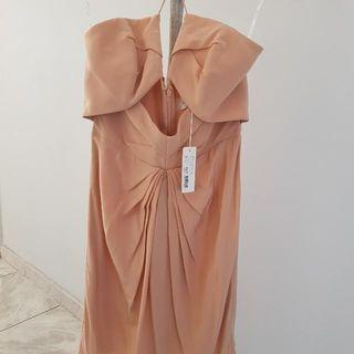 Zimmerman Tan Dress