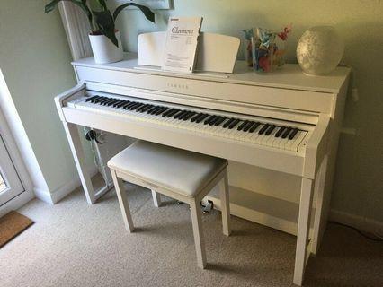 Yamaha Piano CLP 535