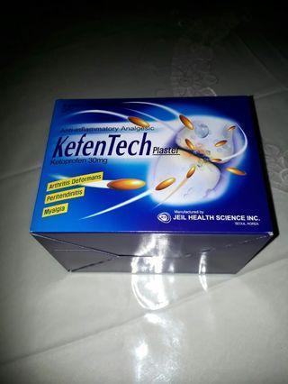 🚚 BNIB Kefentech Medicated Plaster..updated 7 May 19