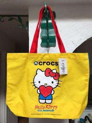 🚚 CROCS Hello Kitty