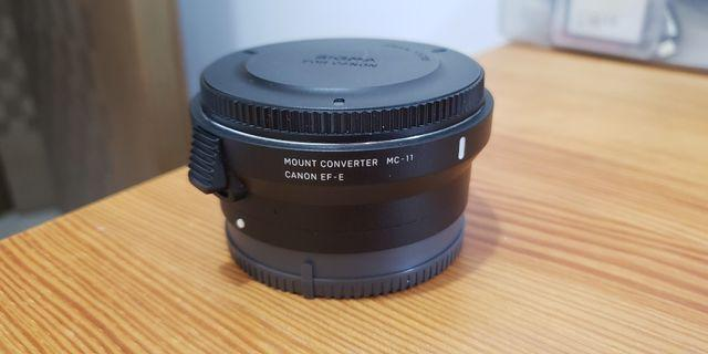 Sigma mc-11 EF - E For Sony E mount