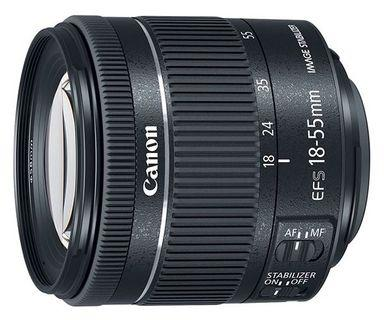 Canon EFS 18-55mm (with warranty)