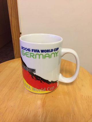 Ceramic cup  2006 FIFA World Cup