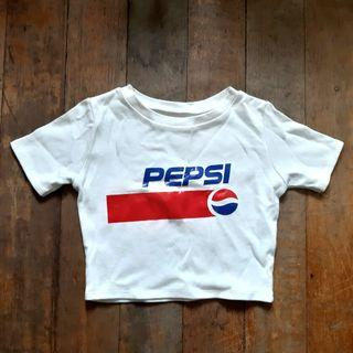 Pepsi Crop Top