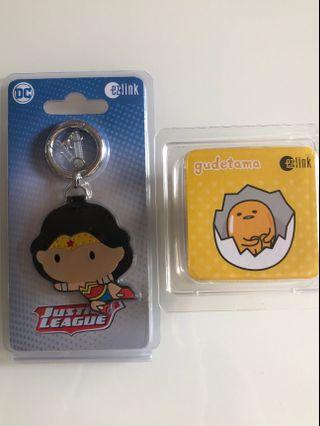 2 Ezlink charms brand new and selling as a set only . #EndgameYourExcess