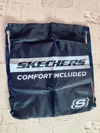 🚚 Skechers後背束口袋