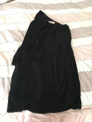 Michael Kors black cocktail dress