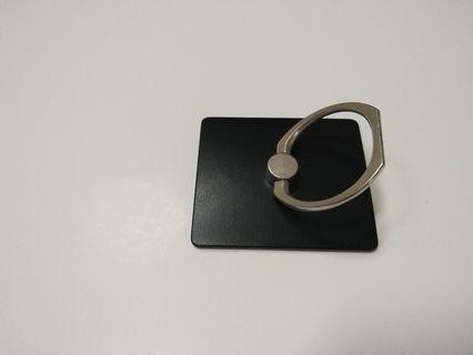 🚚 指環支架 手機扣環 手機支架 黑色