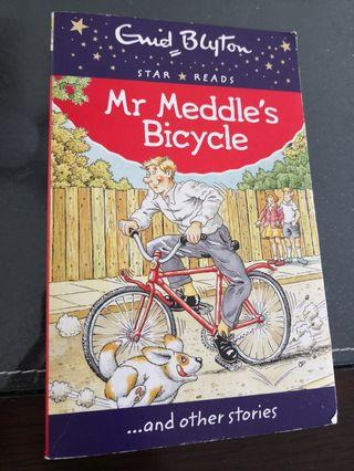 🚚 Enid Blyton Mr Meddle's Bicycle