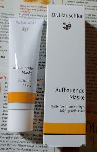 【現貨】效期:2021年4月【Dr.Hauschka】德國世家 Firming Mask 玫瑰緊膚面膜【30ml】