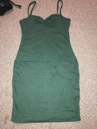 Kookai green dress never worn