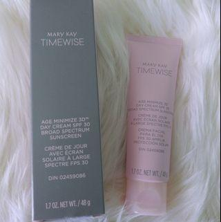 Marykay TW Age Minimize 3D Day Cream SPF30 Broad Spectrum Sunscreen