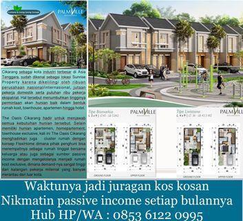 Rumah 2 Lantai  Flexi Home/rumah kost kostan
