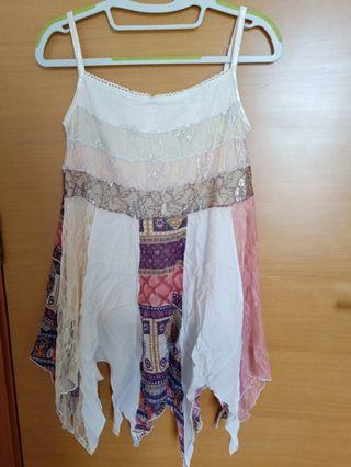 Preloved Bohemian Tops