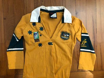 Official Rugby World Cup ladies jersey - Australia