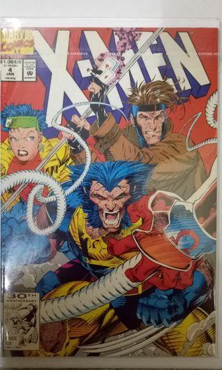 MARVEL COMICS X-MEN #4