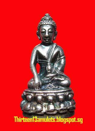 Thai Amulets ( Lp Pae - Phra Kring )
